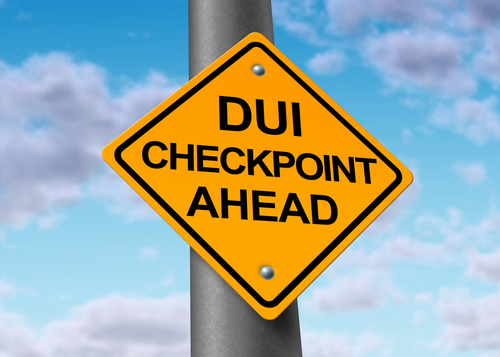 If police fail to follow the strict rules associated with setting up and running DUI sobriety checkpoints, any DUI charges from the checkpoint can be dropped.